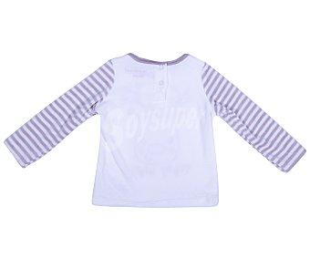 In Extenso Pijama de bebe de terciopelo y manga larga, color crudo, talla 86