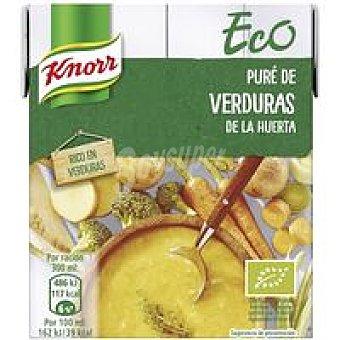 Knorr Crema ecológica de verdura de la huerta Brik 300 ml
