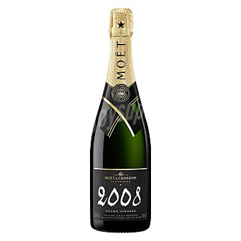 Moët & Chandon Champagne brut Gran Vintage 2008 Botella 75 cl