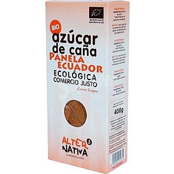 Alternativa 3 Azúcar de caña panela Ecuador ecológica envase 400 g