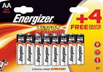 ENERGIZER Ultra+ P. Alc. AA LR6 1,5V 12u 12u