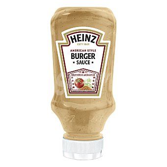 Heinz Salsa american burguer Bote 220 ml