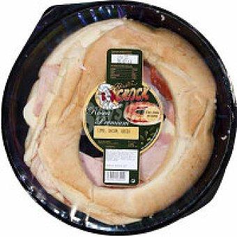 Mr Crock Rosca de lomo-bacón-queso 1 unid