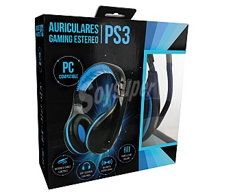 Sony Auricular Exclusivo Estéreo, para Ps3, Ps4 y Pc 1 Unidad