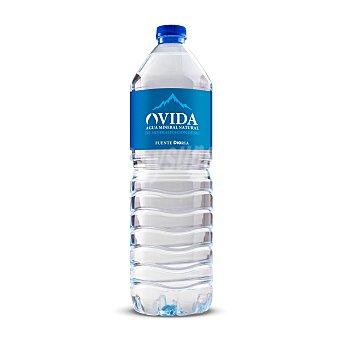 DIA Agua mineral natural ovida Botella 1.5 lt