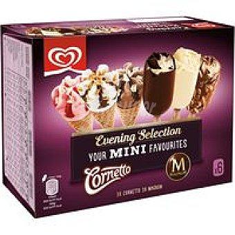 FRIGO Surtido helados selección 6 unidades de 43 g