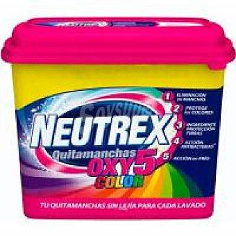 Neutrex Quitamanchas oxígeno Bote 15 dosis + 15%