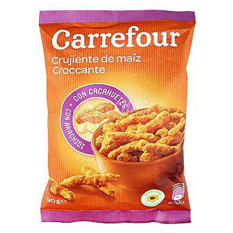 Carrefour Crujiente de maíz 90 g