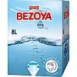 Agua mineral natural de mineralización muy débil Bag in Box con dispensador de agua en el interior Garrafa 8 l Bezoya