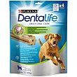 Snacks dental para perros de talla gran 4 uds. 142 g Purina Dentalife