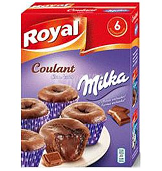Royal Coulant chocolate 385 GRS