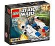 Juego de construcciones con 109 piezas MIcrofighter U-Wing, Star Wars 75160 1 unidad LEGO