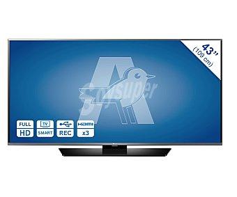 """Lg Televisión 43LF630V  43"""" LED Full HD, smart TV, wifi, USB reproductor y grabador, hdmi, 450HZ. Televisor de gran formato. 1 Unidad"""