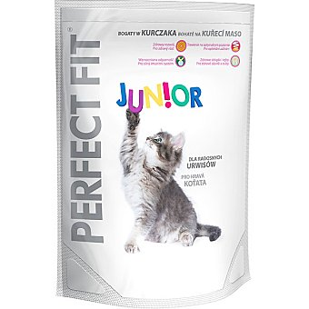 Perfect Fit Alimento para gatitos Junior envase 750 g