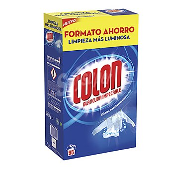 Colón Detergente en polvo 95 cacitos