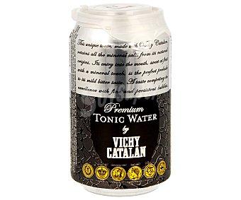 Vichy Catalán Tónica Lata de 33 centilitros