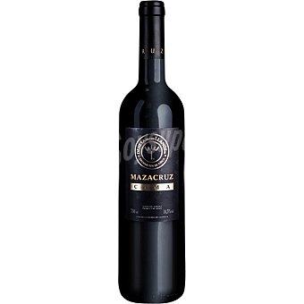 Mazacruz Cima vino tinto cabernet petit de la Tierra de Castilla Botella 75 cl