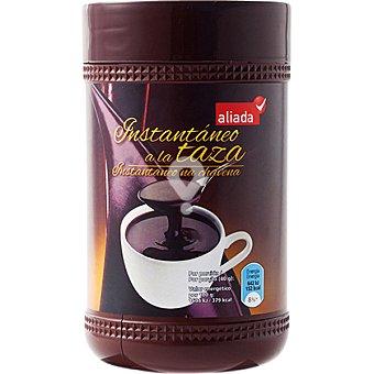 Chocolate a la taza instantáneo