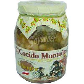 La Suegra Cocido montañes Tarro 720 g