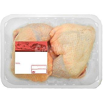 PUJANTE Traseros/muslos de pollo formato ahorro peso aproximado Bandeja 2 kg