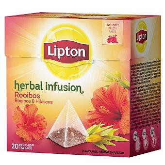 Lipton Infusión Rooibos 20 ud