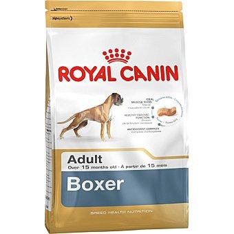 Royal Canin Boxer adult pienso para perros adultos a partir de 15 meses raza Boxer bolsa 12 kg Bolsa 12 kg