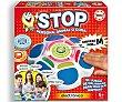 Juego de mesa de rapidez y palabras Stop, Persona, Animal o Cosa, desde 1 jugador borrás Stop Persona, animal o cosa  Educa