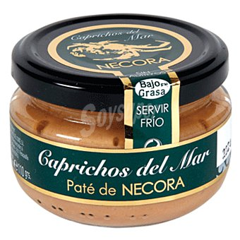 Caprichos Del Mar Paté de necora Tarro 110 gr