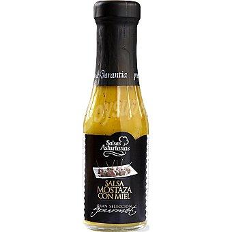SALSAS ASTURIANAS Salsa miel y mostaza 320 GR
