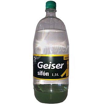 Geiser Sifón de soda Botella 1.5 l