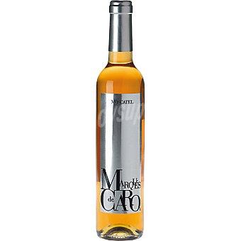 MARQUES DE CARO Vino dulce moscatel D.O. Valencia Botella 50 cl