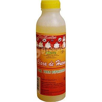 GUILLEM Clara de huevo liquida pasteurizada Botella 300 ml