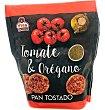 Pan tostado tomate & orégano 160 g Fina