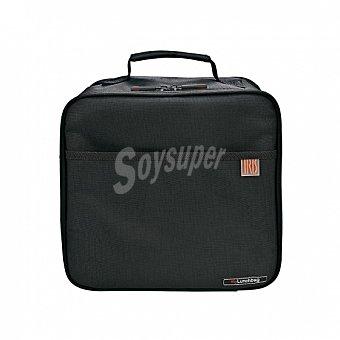 Iris Bolsa Portalimentos My Lunchbag con 2 contenedores- Negro 1 ud