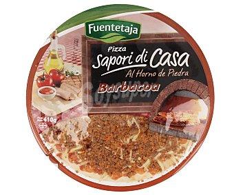 Fuentetaja Pizza Barbacoa 410 Gramos