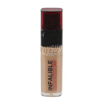 L'Oréal Maquillaje fluido infalible 140 beige dore 1 ud