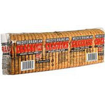 Quely Pan tostado Cracker integral Paquete 240 g