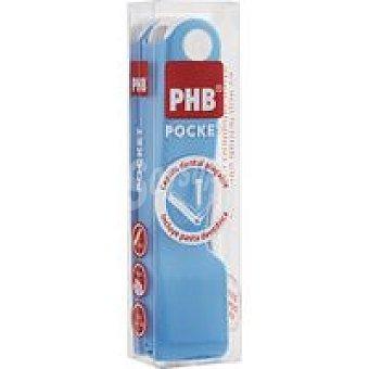 PHD Cepillo dental pocket Pack 1 unid