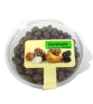 Cacahuetes con chocolate con leche Tarrina de 200 g