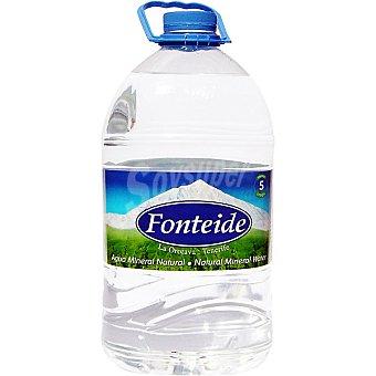 FONTEIDE Agua mineral Garrafa 5 l