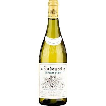LADOUCETTE Poully Fume vino blanco Loira Bogoña Francia Botella 75 cl