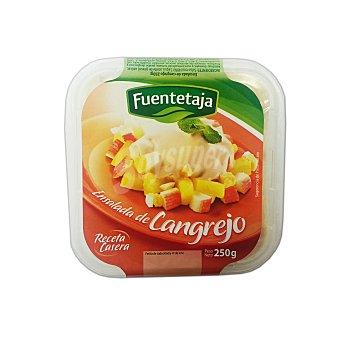 Fuentetaja Ensalada de cangrejo Tarrina 250 gr