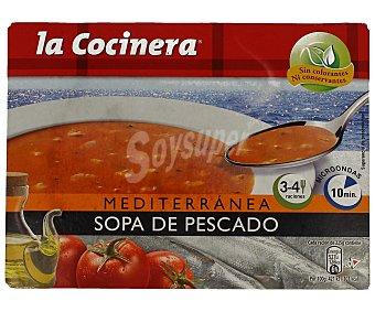 La Cocinera Sopa de pescado Mediterranea 500 g