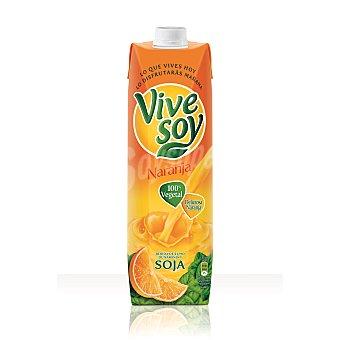 Vivesoy de Pascual Zumo de naranja con soja Brik 1 litro