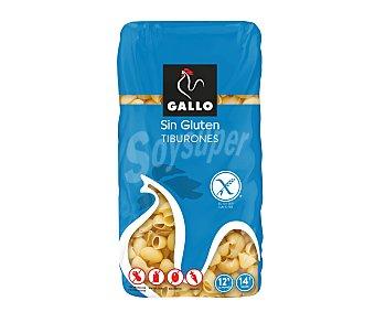 Gallo Pasta tiburones sin gluten 500 g