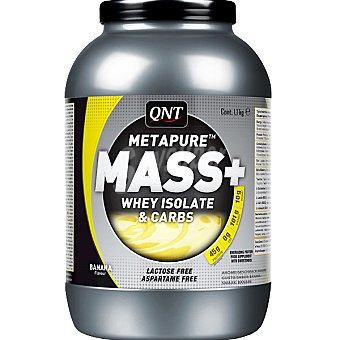QNT Metapure Mass+ Sabor plátano Envase 1,100 kg
