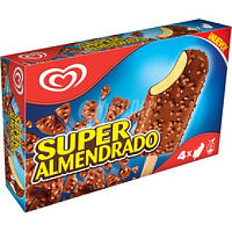 FRIGO Bombon superalmendrado pack 4x80ml