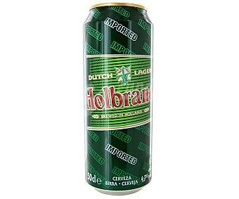 HOLBRAND Cerveza Lata de 50 centilitros