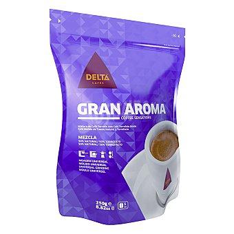 Delta Cafés Café molido de tueste natural y torrefacto 250 g