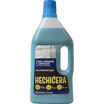 Hechicera Abrillantador y limpiador multisuperficies con cera Botella 750 ml